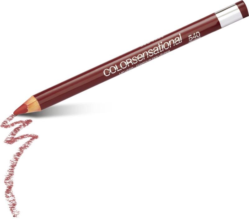Maybelline Color Sensational Lip Liner(540 Hollywood Red)