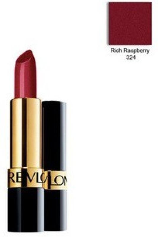 Revlon Super Lustrous Lipstick, Rich Raspberry(maroon, 4.2 g)