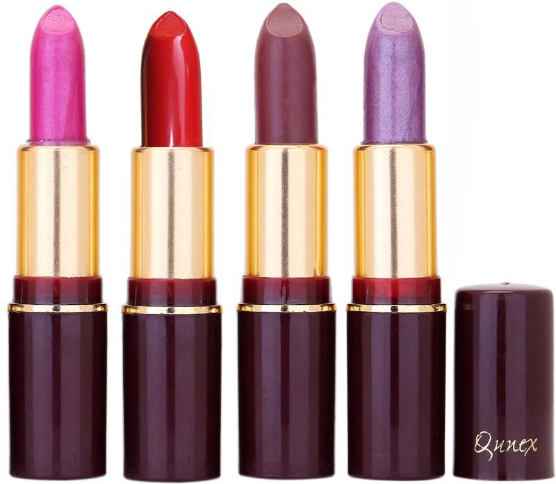 Qunex Perfumed Creamy Lipstick 0412201607(Multicolor,, 16 g)