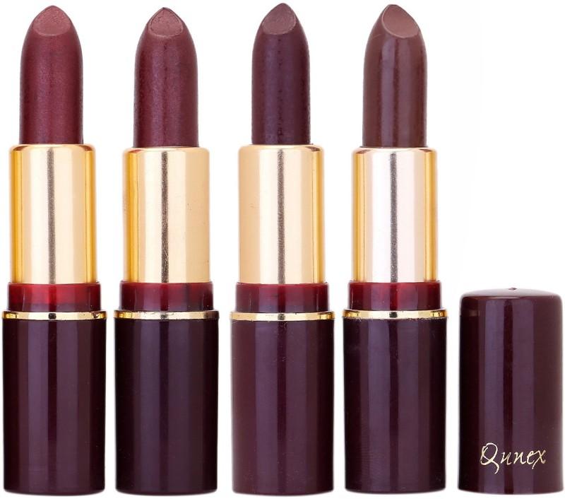Qunex Perfumed Creamy Lipstick 0412201633(Multicolor,, 16 g)