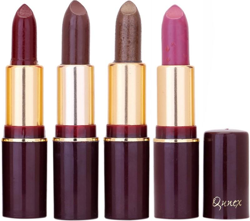 Qunex Perfumed Creamy Lipstick 0412201636(Multicolor,, 16 g)