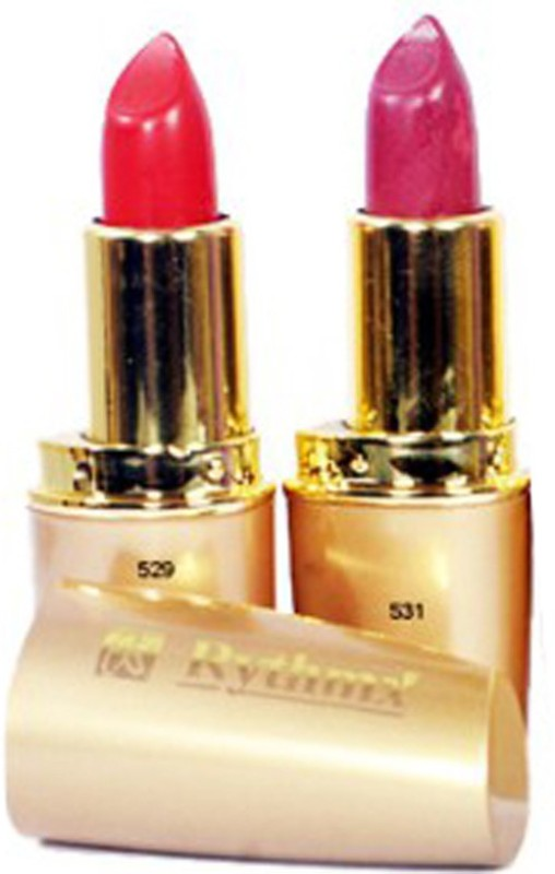 Rythmx Classic Lipstick 21(Red, Rose Pink, 8 g)