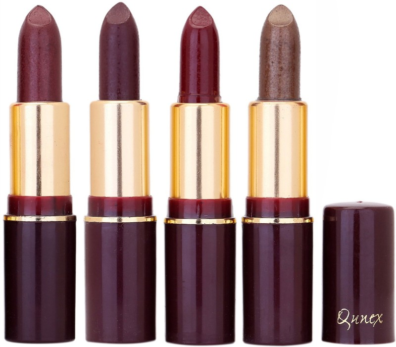 Qunex Perfumed Creamy Lipstick 0412201634(Multicolor,, 16 g)