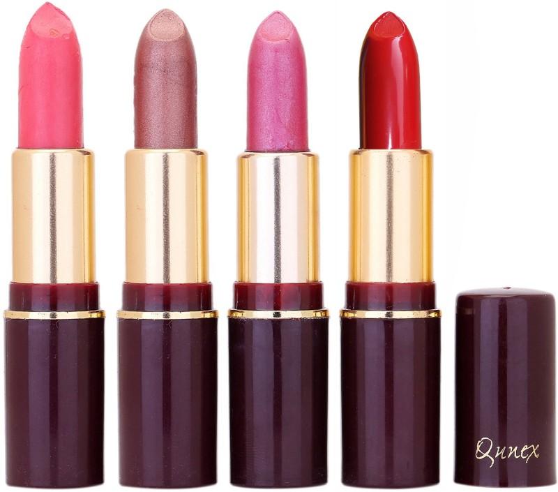 Qunex Perfumed Creamy Lipstick 0412201604(Multicolor,, 16 g)