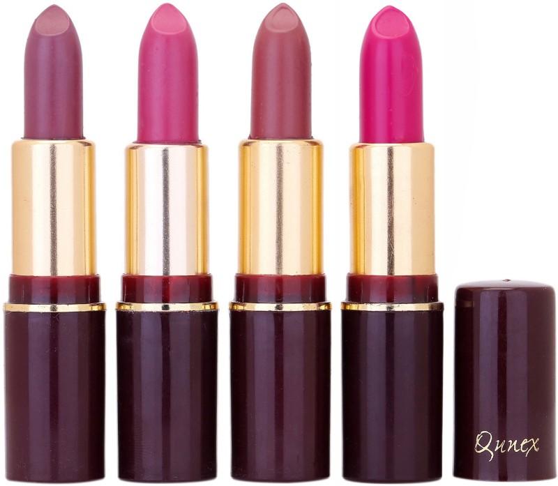 Qunex Perfumed Creamy Lipstick 0412201624(Multicolor,, 16 g)
