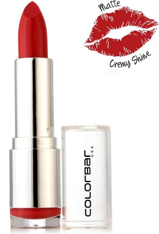 Colorbar Velvet Matte Lipstick(Peach crush, 4.2 g)