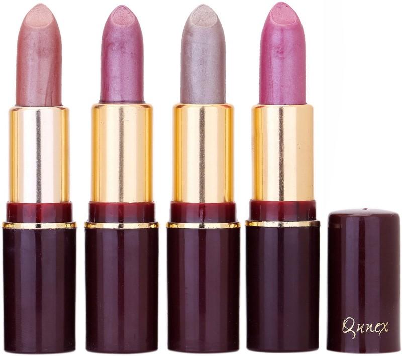 Qunex Perfumed Creamy Lipstick 0412201617(Multicolor,, 16 g)