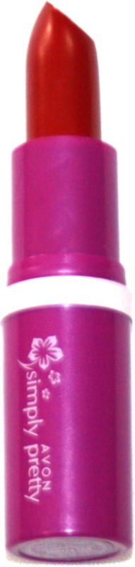 Avon Color Bliss Lipstik(Cherry Red)