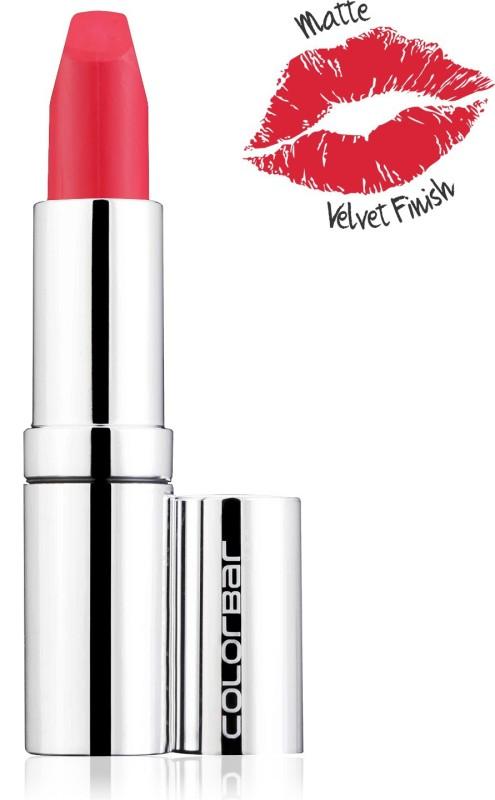 COLORBAR Matte Touch Lipstick(Peach Life, 4.2 g)