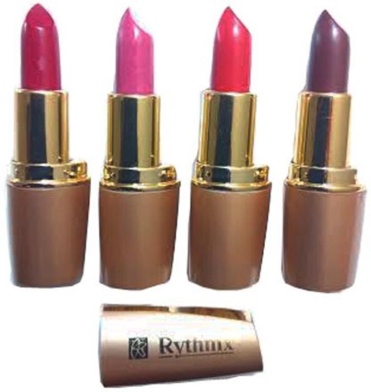 Rythmx Classic Lipstick 23(Red, Brown, Pink, Orange, 16 g)