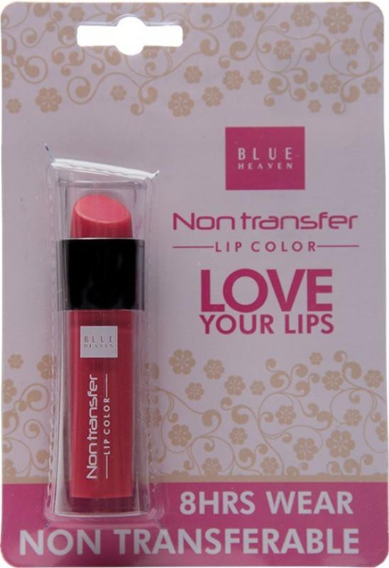 Blue Heaven Non Transfer Lip Color - Raspberry Love(3, 2.8 ml)