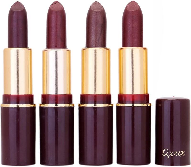 Qunex Perfumed Creamy Lipstick 0412201629(Multicolor,, 16 g)