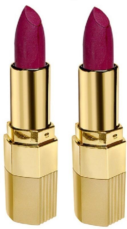 Blue Heaven Xpression Lipstick( Set of 2 pc )(Purple Fairy-143, 8 g)