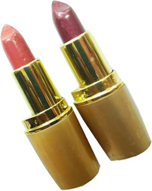 Rythmx Golden Hot Lipstick 8(Dark Mauve, Nude, 8 g)