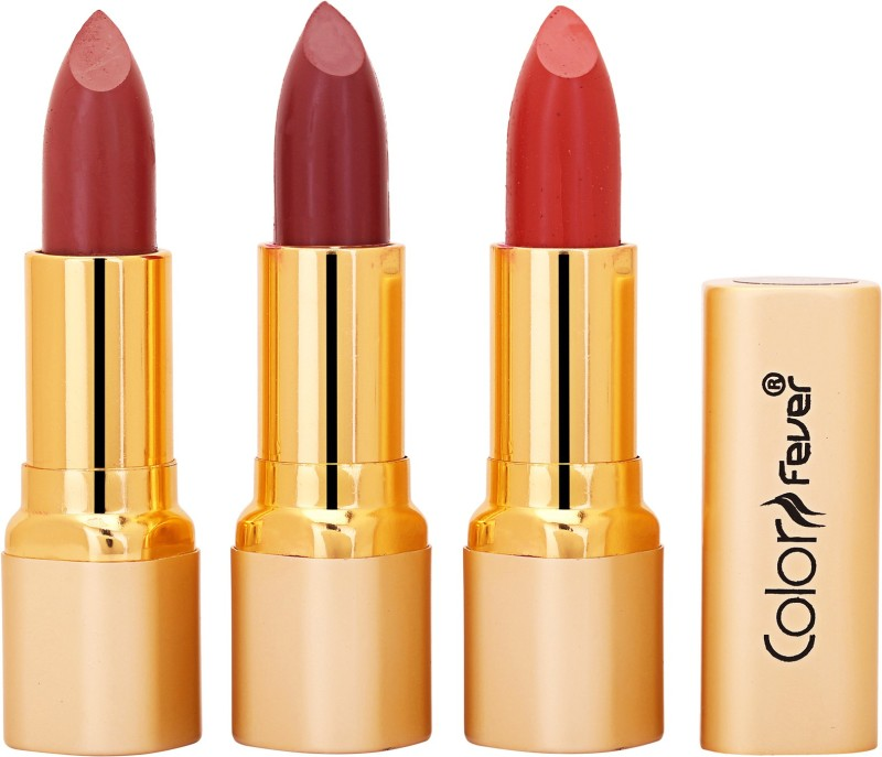 Color Fever Non Transfer 9 to 5 Matte Lipstick 35(Multicolor,, 12.6 g)