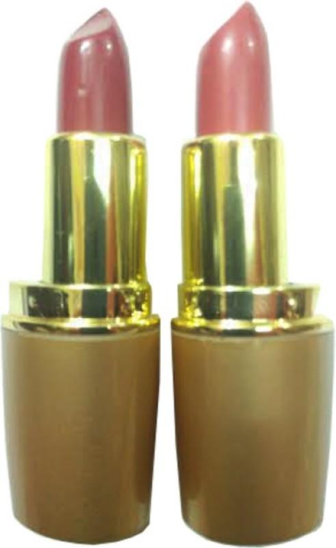 Rythmx Golden Hot Lipstick 19(Nude, Rose Pink, 8 g)