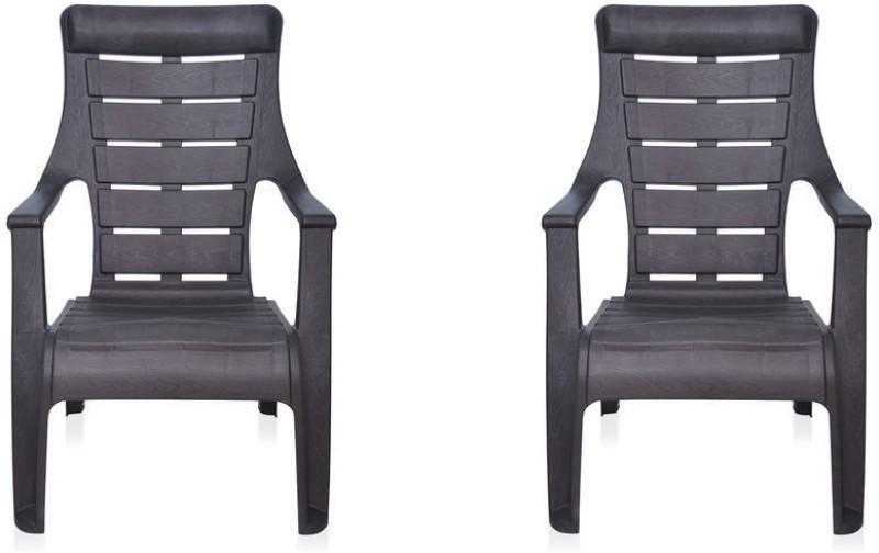 Nilkamal Plastic Living Room Chair(Finish Color - NA)