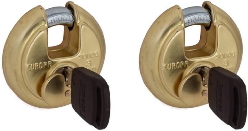 Europa P370B1TW Padlock(Gold)