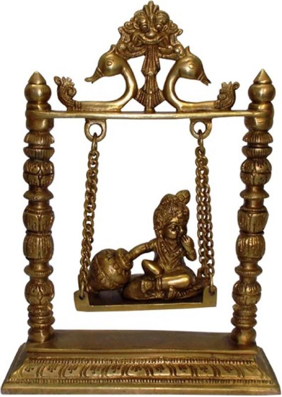 Radhika's World of Crafts Krishna Jhula
