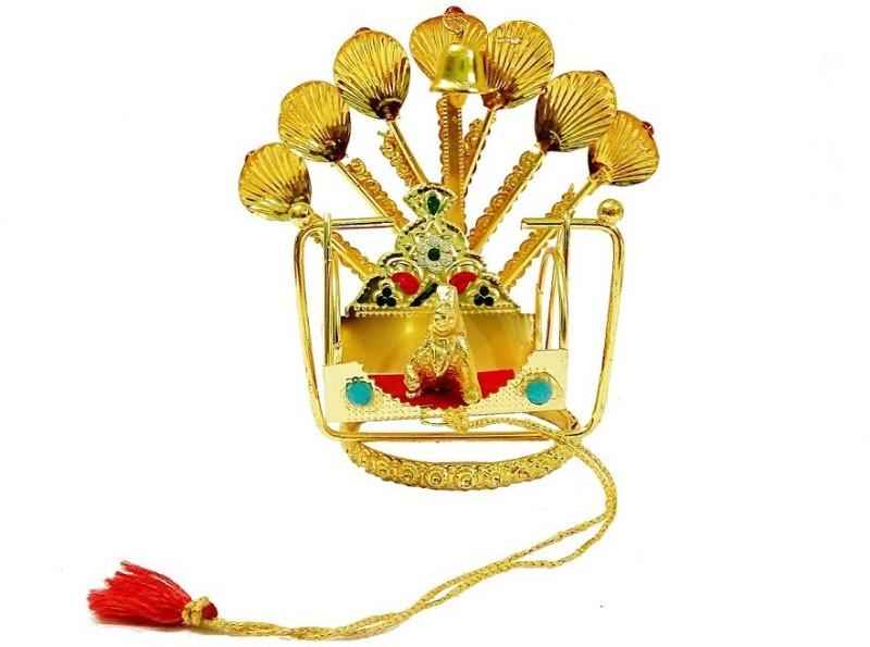 CraftEra Bal gopal, Krishna, Shiva, Ganesha Jhula