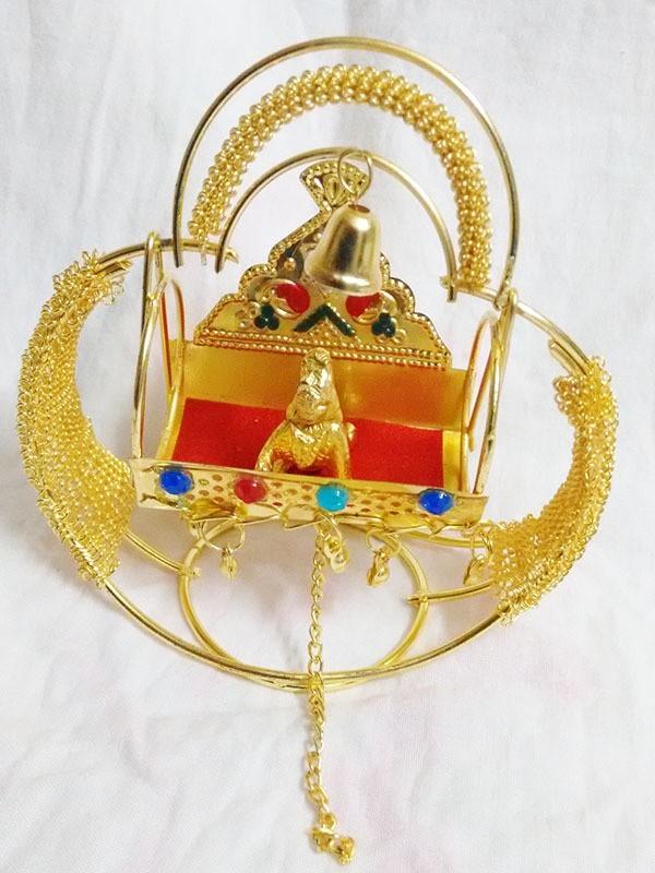 Kanha Poshak krishna Jhula