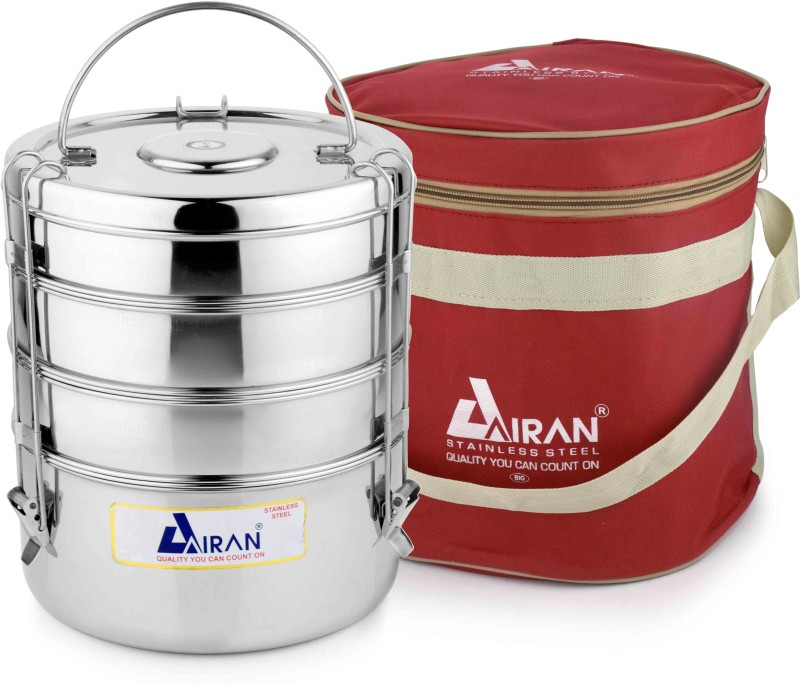 Airan 1153 4 Containers Lunch Box(1500 ml)