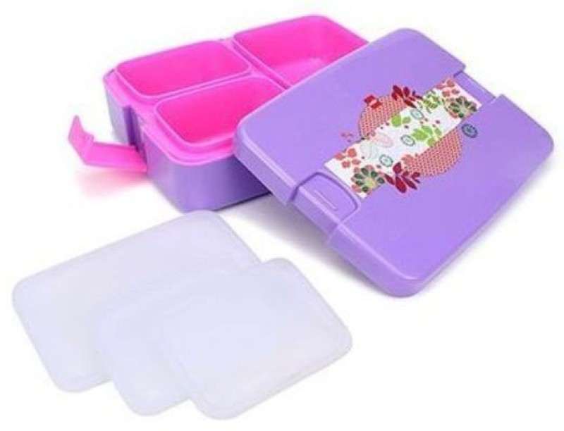Cello Lunch Mate 2 Containers Lunch Box(950 ml)