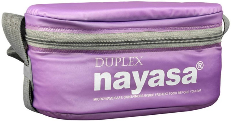 Nayasa Duplex - DARSH1 3 Containers Lunch Box(600 ml)