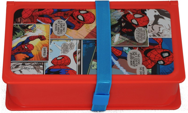 Marvel HMGSLB 00609-SPM 1 Containers Lunch Box(730 ml)