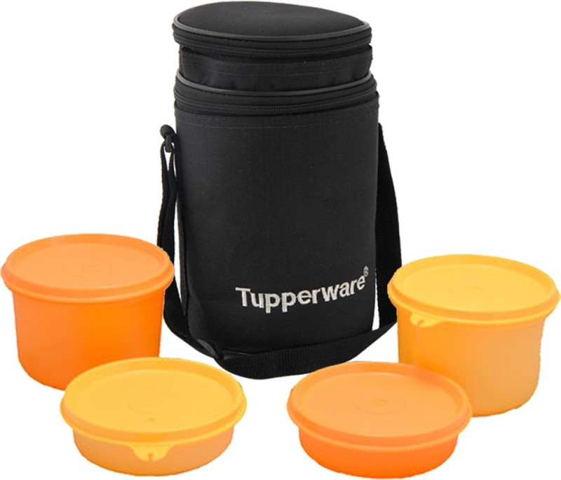 Tupperware lunch boxes 4 Containers Lunch Box(850 ml)