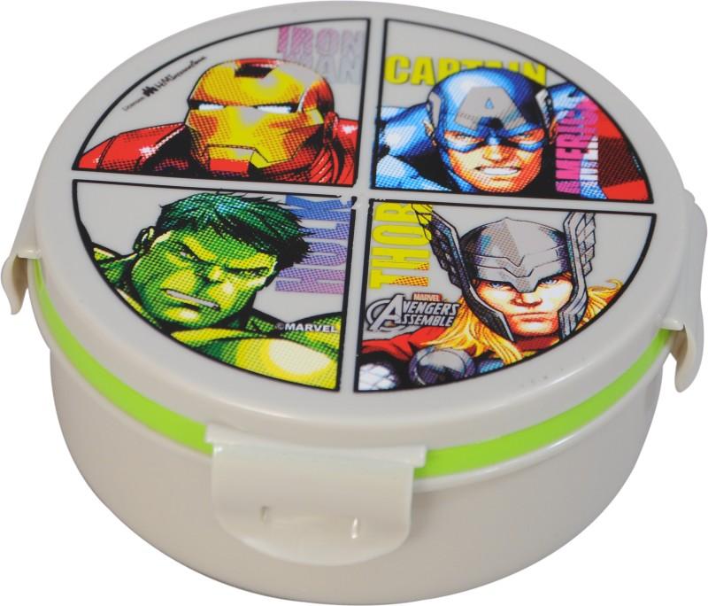 Marvel HMRPLB 252-AV 1 Containers Lunch Box(400 ml)