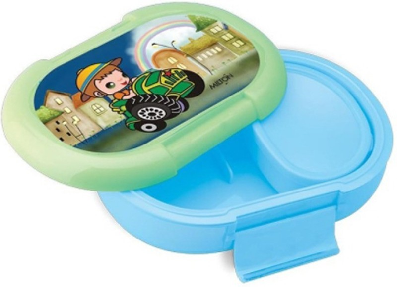 Milton 134004 2 Containers Lunch Box(600 ml)