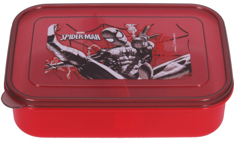 Marvel HMTPLB 261-DS [SPIDERMAN] 1 Containers Lunch Box(650 ml)