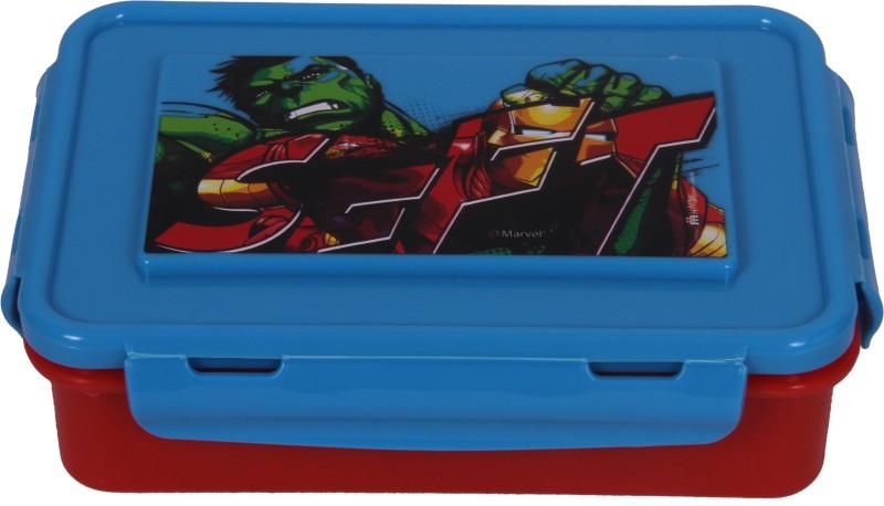 Marvel HMHILB 199-AV 1 Containers Lunch Box(500 ml)