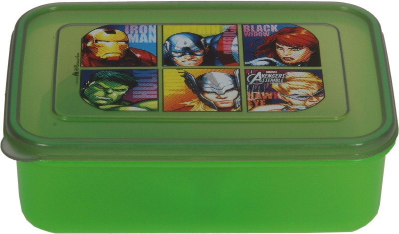Marvel HMTPLB 259-DS [AVENGAR] 1 Containers Lunch Box(350 ml)