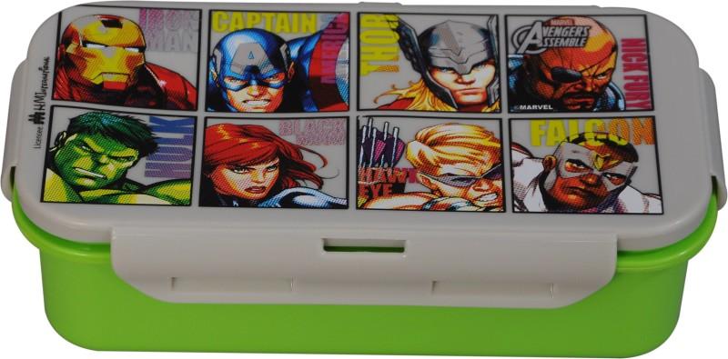 Marvel HMRPLB 256-AV 1 Containers Lunch Box(500 ml)