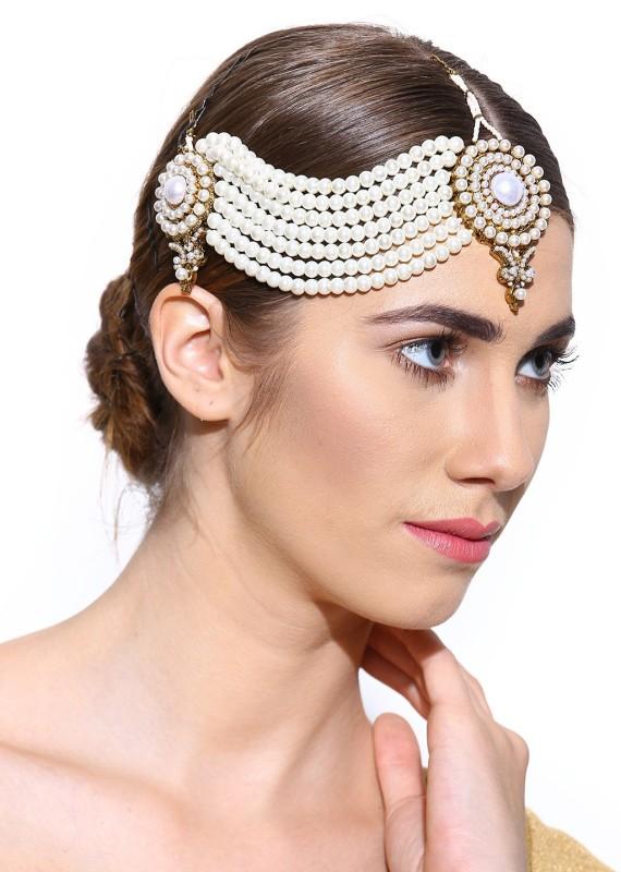 Maang Tikka - Zaveri, Sukkhi. - jewellery