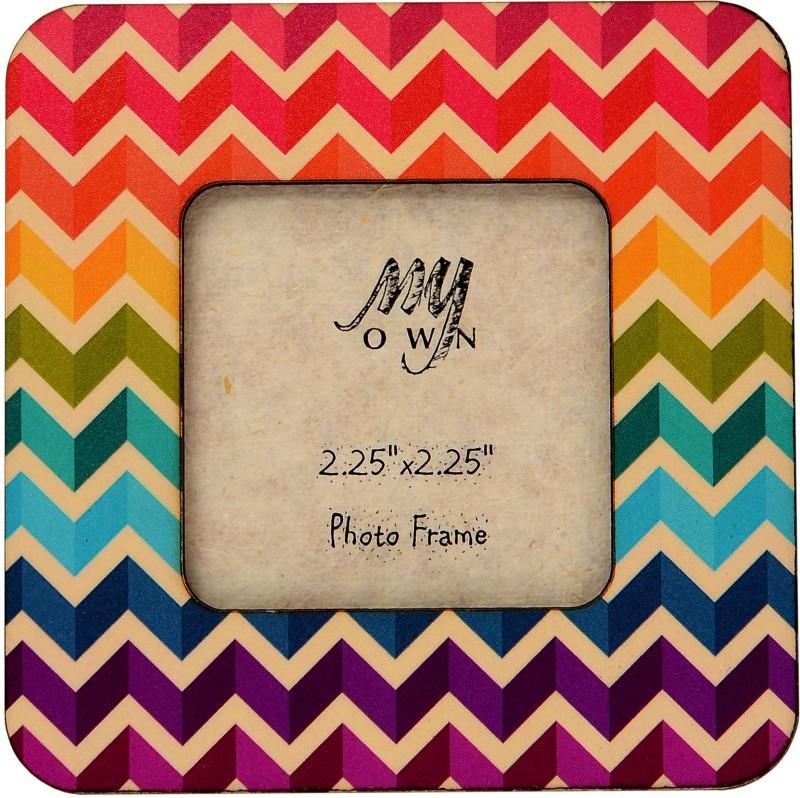 My Own Waves Fridge Magnet Pack of 1(Multicolor)