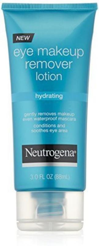 Neutrogena Hydrating Eye Makeup Remover Lotion, 3 oz. Makeup Remover(8 ml)
