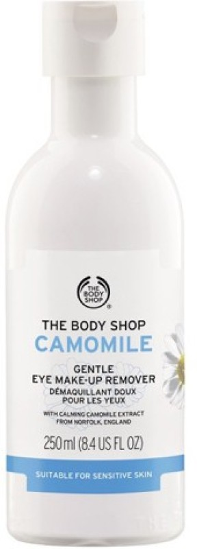 The Body Shop Camomiile Gentle Eye Make-Up Remover Makeup Remover(250 ml)