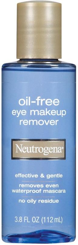 Neutrogena Oil - free Eye Makeup Remover(110 ml)