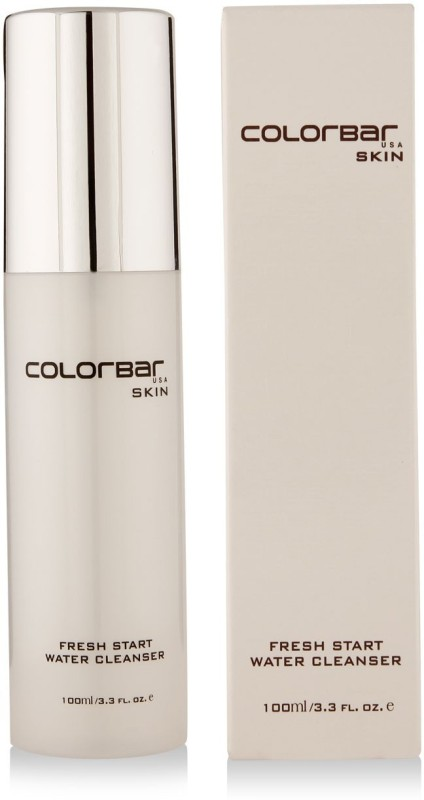 Colorbar Fresh Start Water Cleanser Makeup Remover(100 ml)