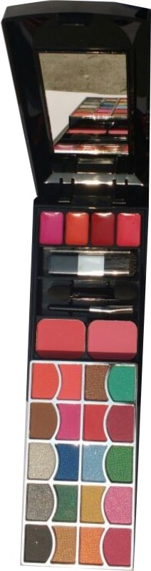 Silky Soft Cream 20 eyeshadow 2 blusher 4 lipstick