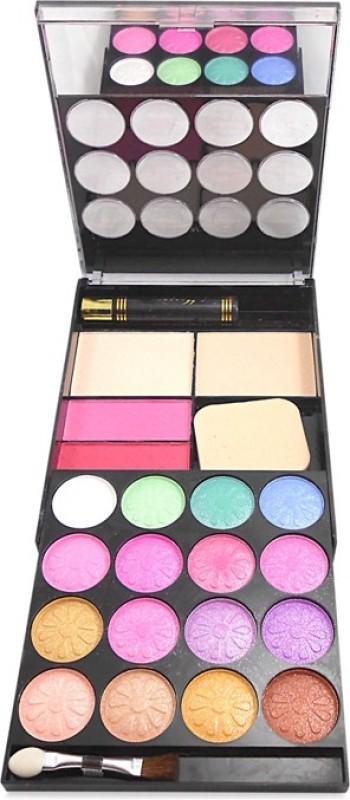 Kiss Beauty Kiss Beauty New Fashion Magic Make Up Kit Free Liner & Rubber Band-MGOH(Pack of 3)