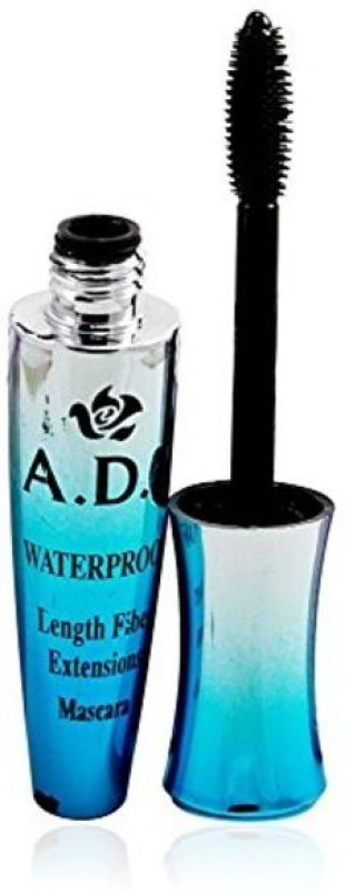 ADS water proof ,smudge proof mascara 6 ml(black)