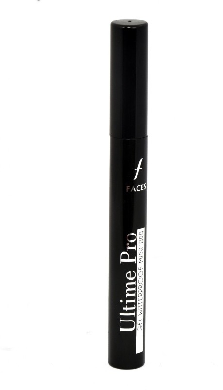 Faces Ultime Pro Gel Water Proof Mascara 1.5 ml(Black)