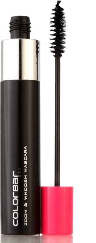 Colorbar Zoom and Whoosh Mascara 9 ml(BLACK SIN 001)