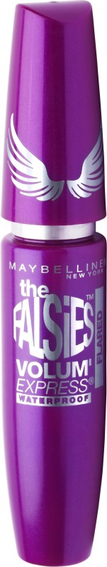 Maybelline Volum Express the Falsies Washable Mascara 7.5(Blackest Black)