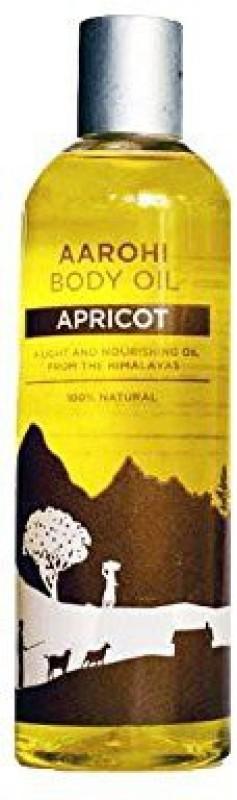 Aarohi Apricot Body Oil(200 ml)