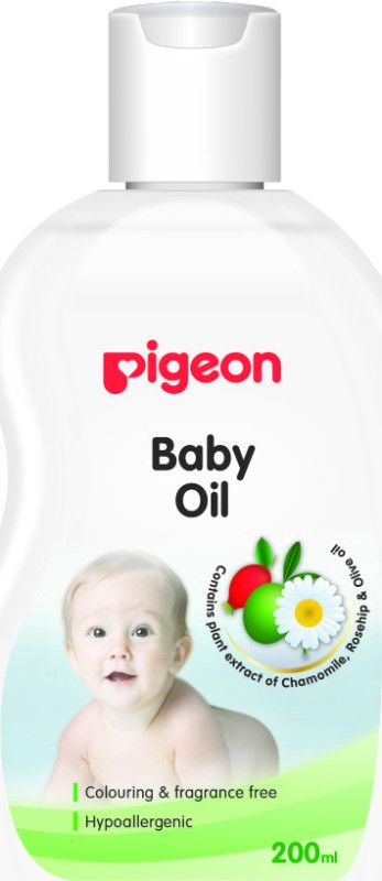 Pigeon Baby Oil(200 ml)